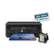 купить принтер Epson Expression Home XP-340 с СНПЧ
