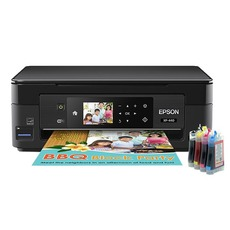 купить принтер Epson Expression Home XP-440 с СНПЧ